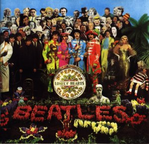 The Beatles_Sgt Peppers Lonely Hearts Club Band